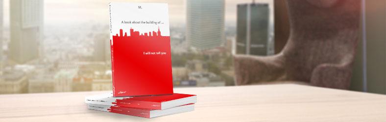druk książki 1 sztuka