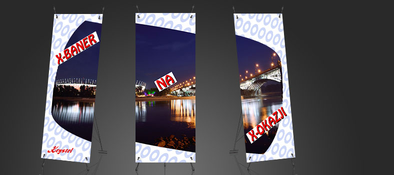 x-banner Warszawa